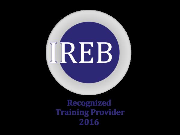 IREB Accredited Training Provider ROUND